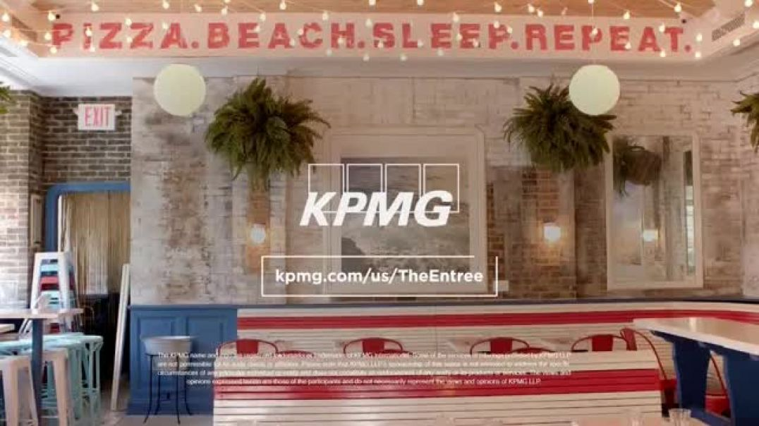 KPMG TV Commercial The Entree- Automation- The New Business Imperative