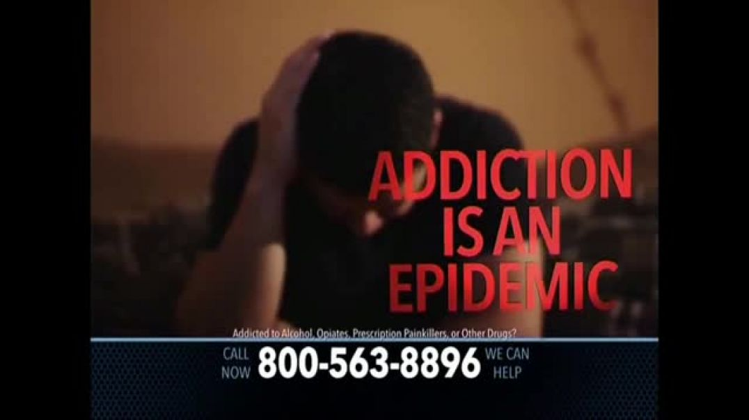 Addiction Healing Network TV Commercial An Epidemic