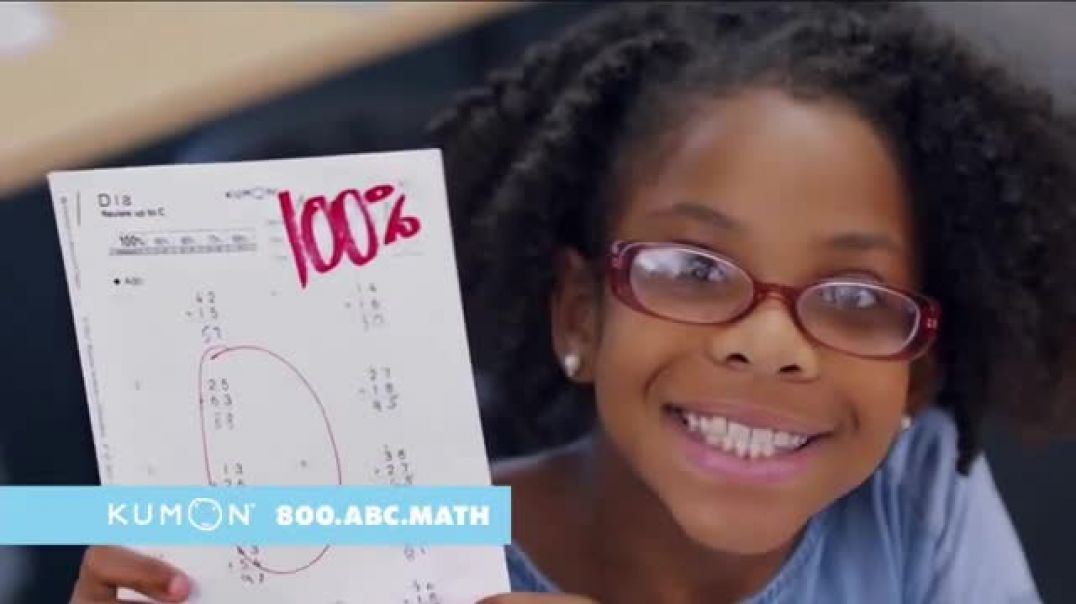 Kumon TV Commercial Focus and Confidence