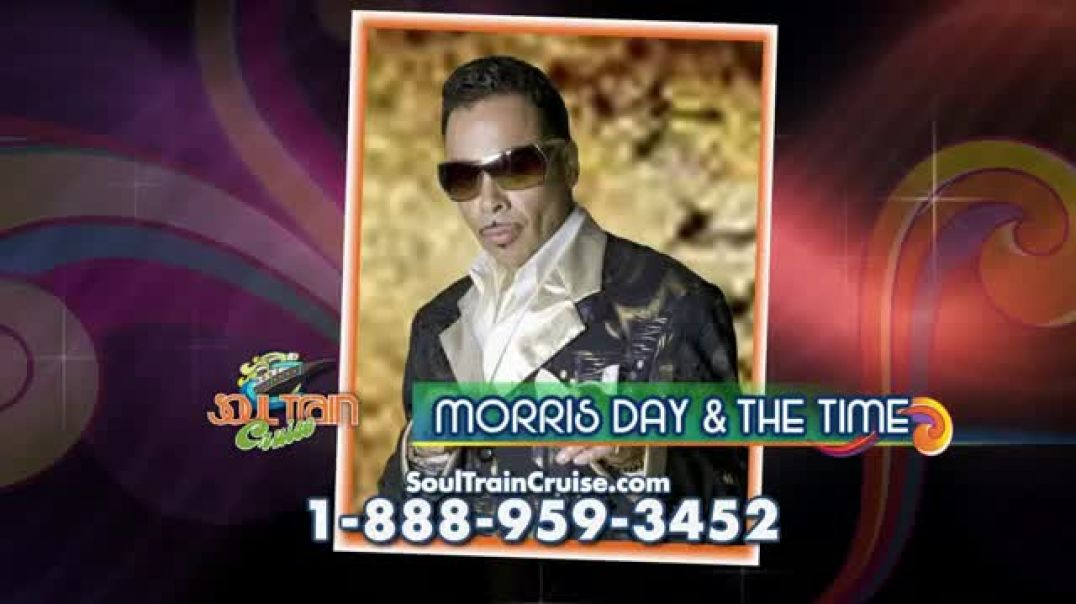2019 Soul Train Cruise The Ultimate Party Feat. Smokey Robinson TV Cmmercial