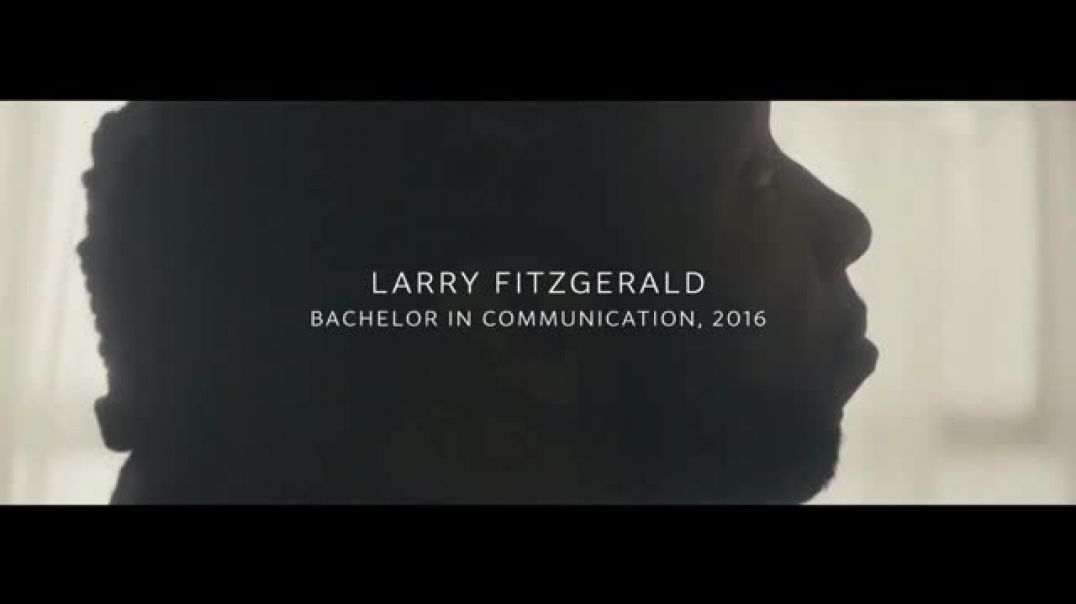 University of Phoenix  A Promise to Mom Featuring Larry Fitzgerald TV Commercial