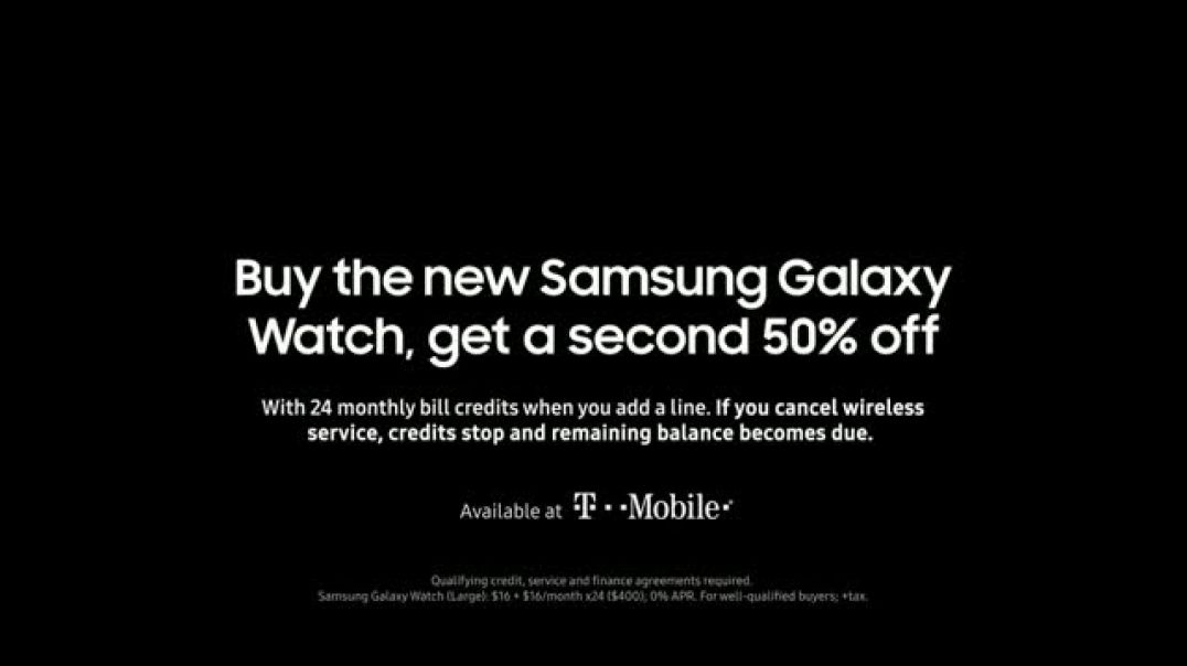 Samsung Galaxy Watch TV Commercial Stay Connected- Buy One Get One Song by Rita Ora