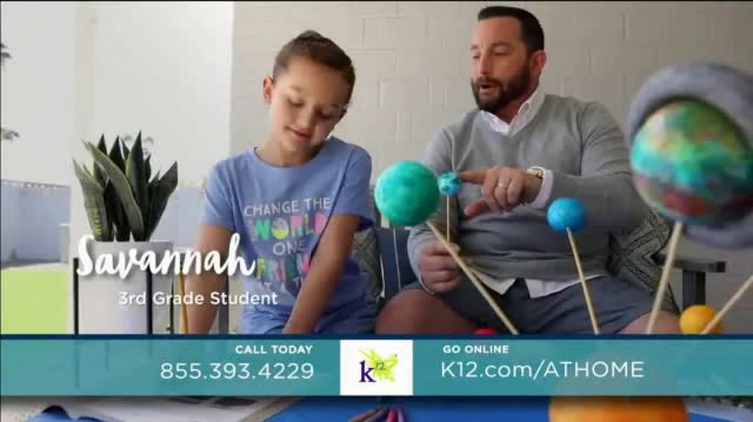 K12 TV Commercial Learning Happens Everywhere