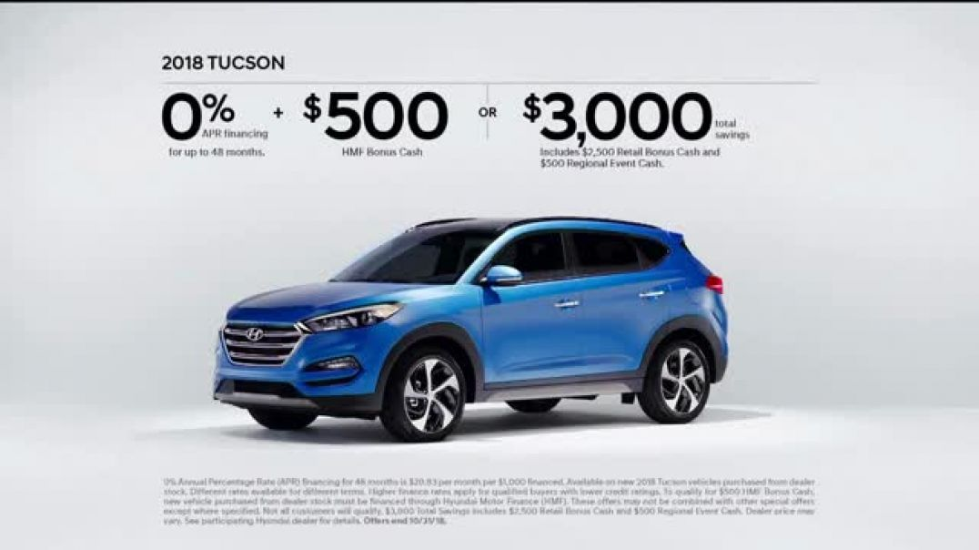2018 Hyundai Tucson The Longer You Look TV Commercial The Longer You Look- Quality