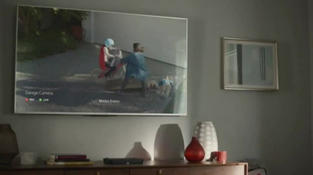 XFINITY Home TV Commercial Too Quiet