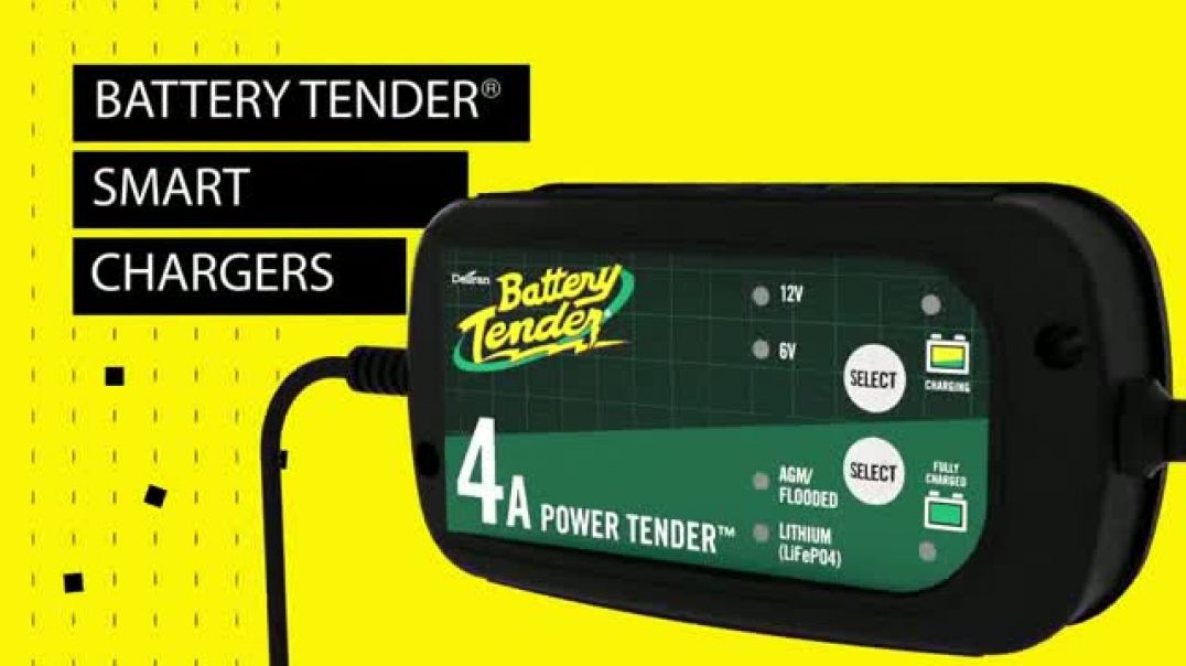 Battery Tender TV Commercial Smart Chargers