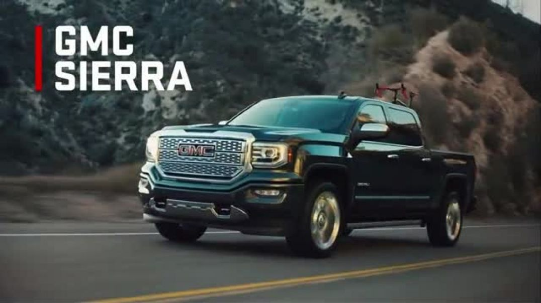 2018 GMC Sierra Real Truck TV Commercial Real Truck