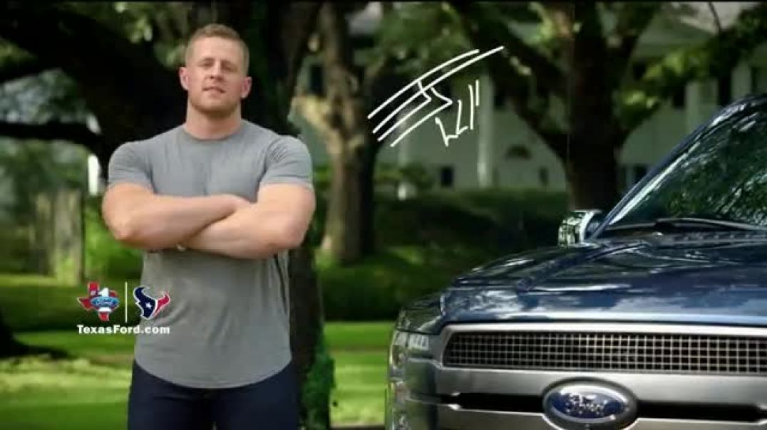 2018 Ford F-150 Pickup Trucks and Texas TV Commercial Pickup Trucks and Texas Featuring