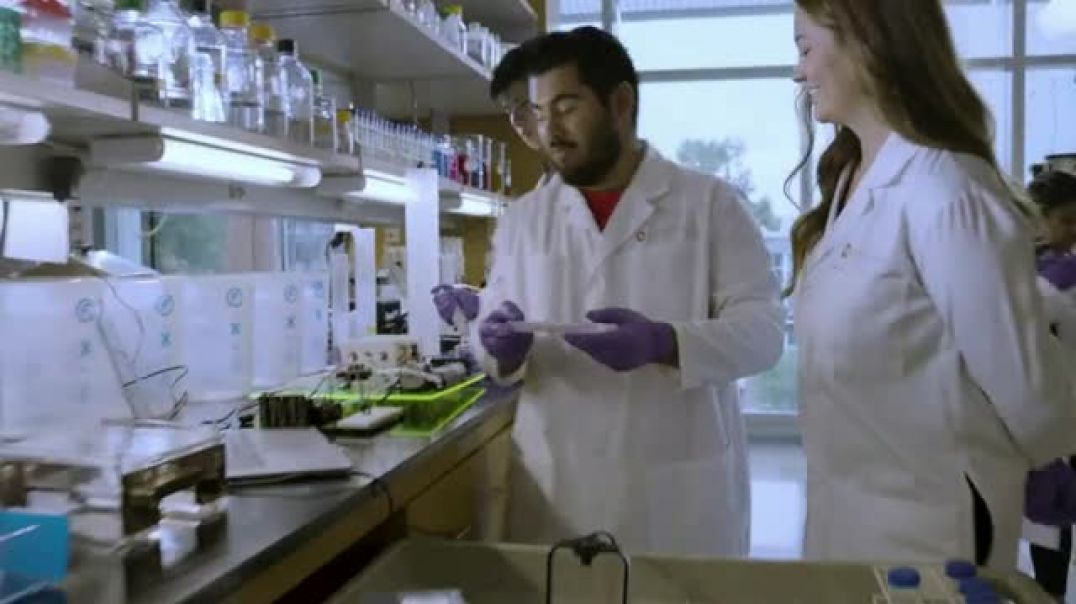 The Ohio State University  Wilson Flores TV Commercial