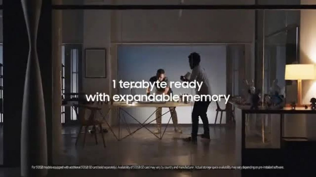 Samsung Galaxy Note9 TV Commercial All the Power You Need