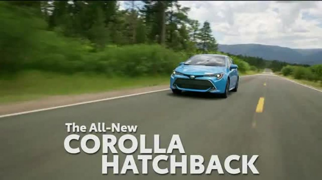 2019 Toyota Corolla Hatchback Cars Rule TV Commercial Cars Rule