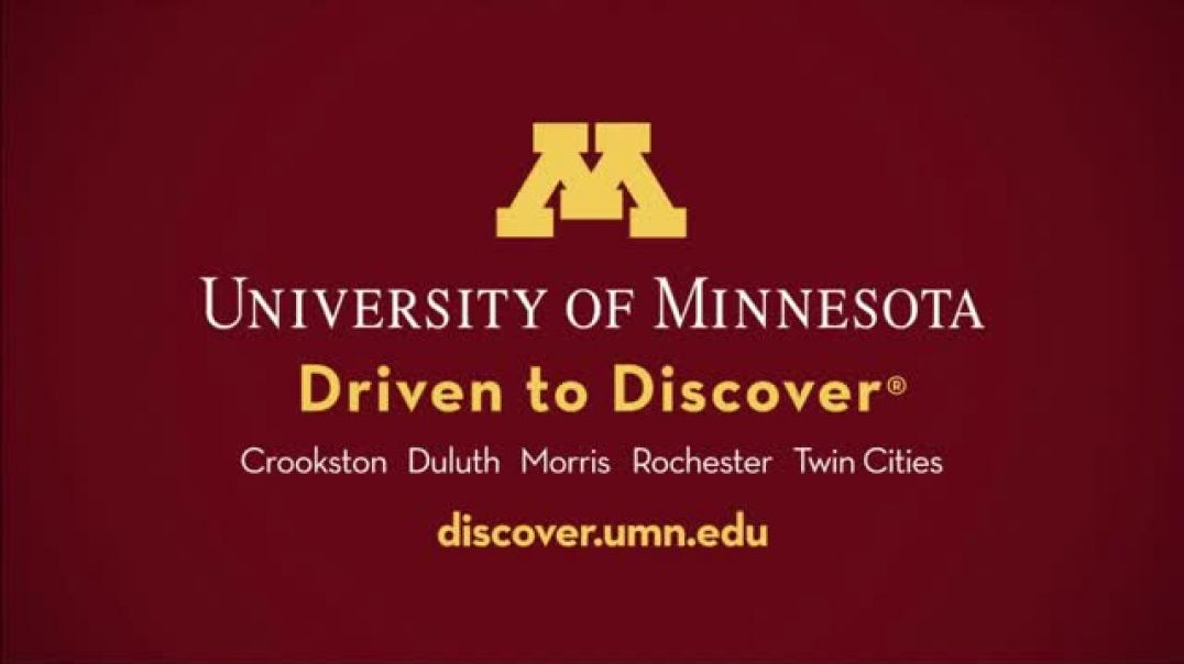 University of Minnesota  Bringing Discovery to Minnesotas Doorstep TV Commercial