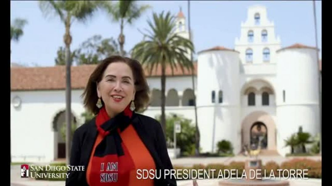 San Diego State University TV Commercial We Are San Diego