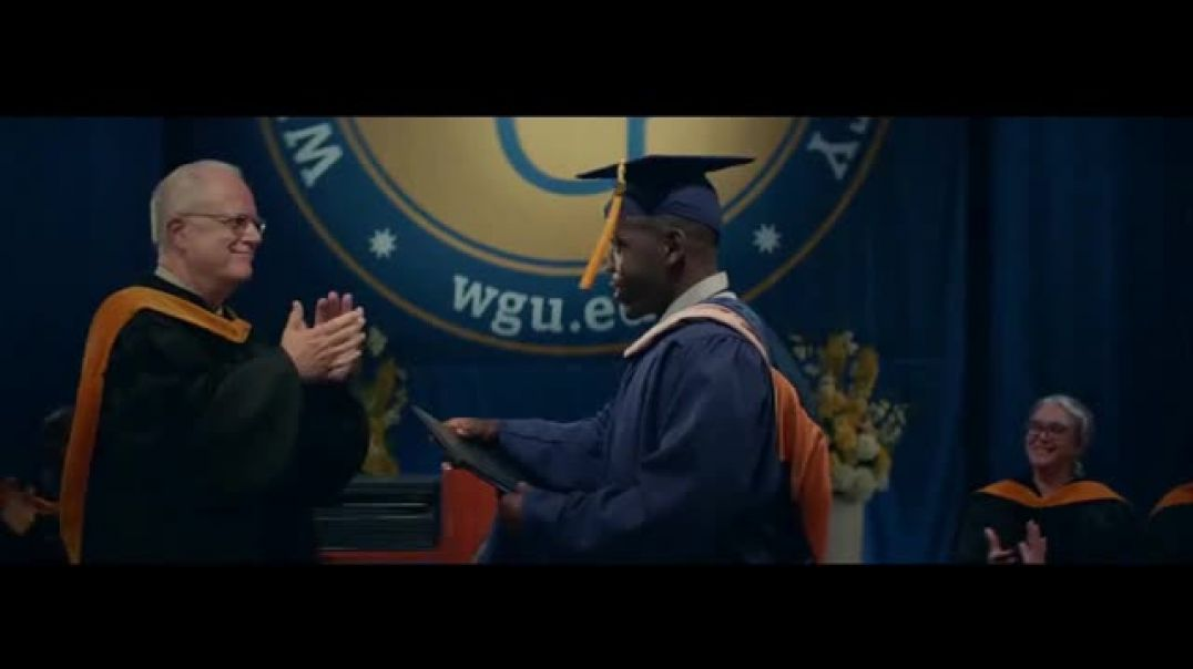 Western Governors University  Proud Daughter TV Commercial