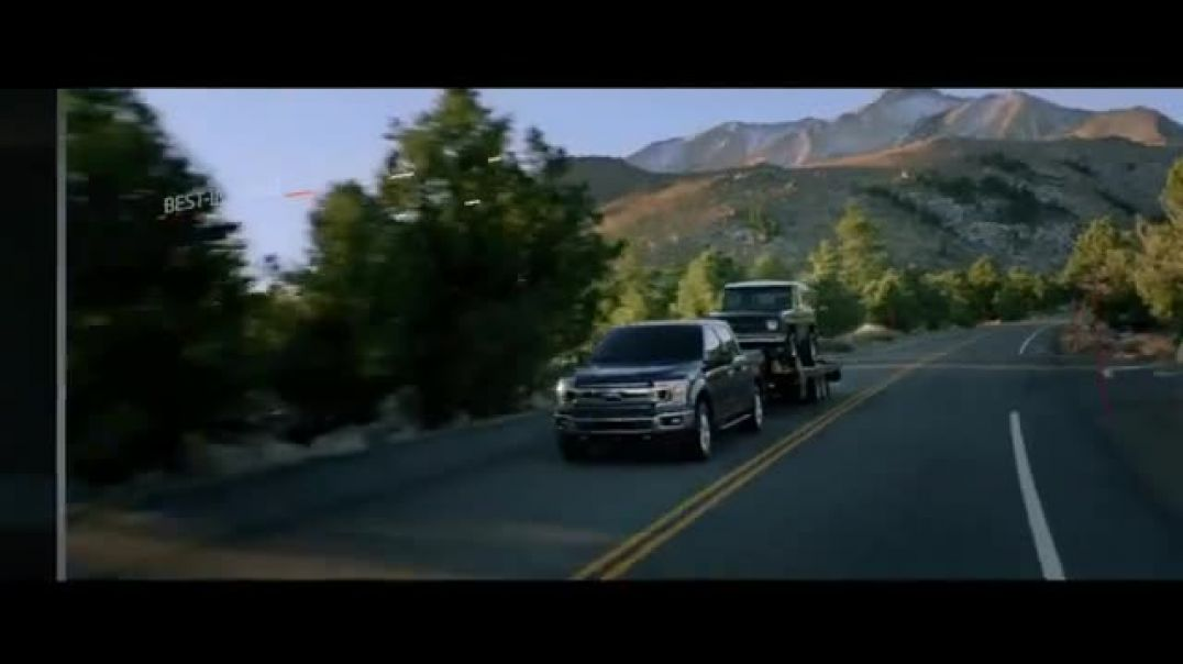 2018 Ford F-150 Smart Enough for California TV Commercial Smart Enough for California- Campin