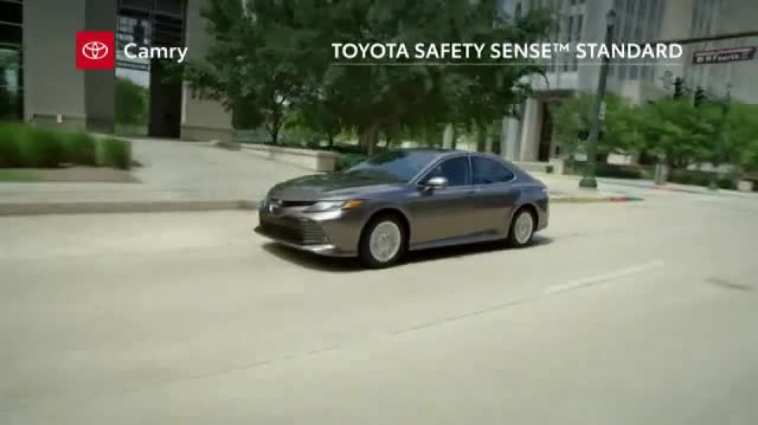 2018 Toyota Camry Safety Comes Standard TV Commercial Safety Comes Standard- 18 Models