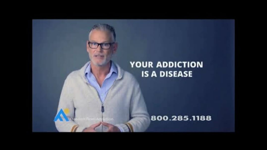 Freedom From Addiction TV Commercial Victory