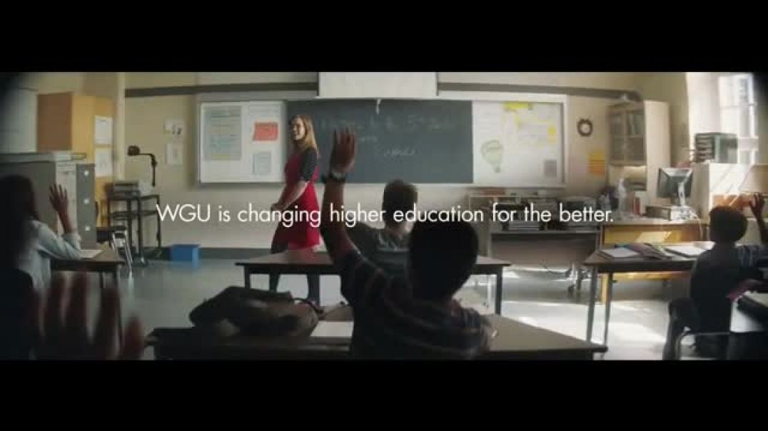 WGU  Changing TV Commercial
