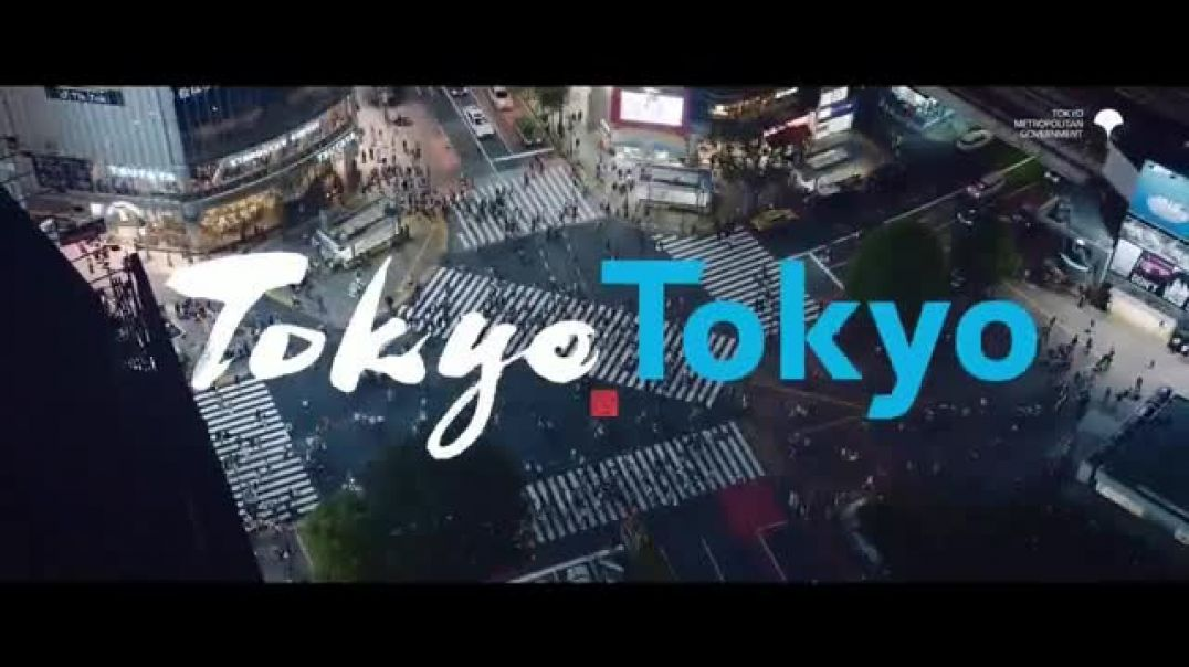 Tokyo Tokyo Unstoppable Journey- Cute TV Commercial