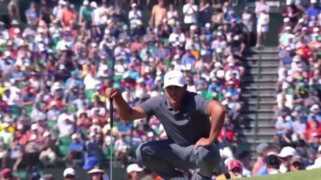 Rolex TV Commercial Perseverance With Brooks Koepka