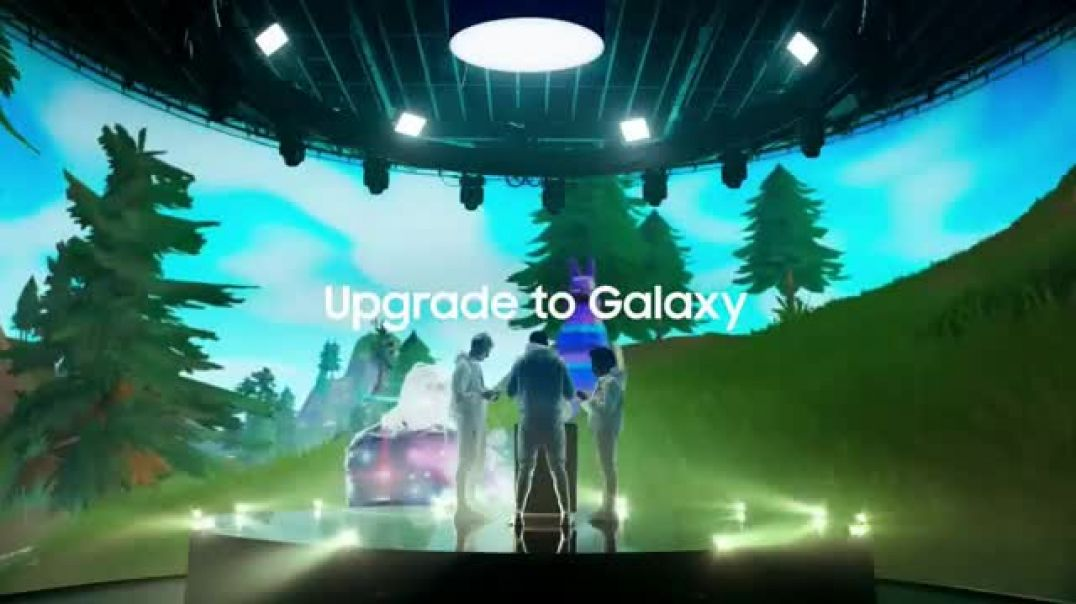 Samsung Galaxy Note9 TV Commercial Level Up Your Battery Featuring Ninja