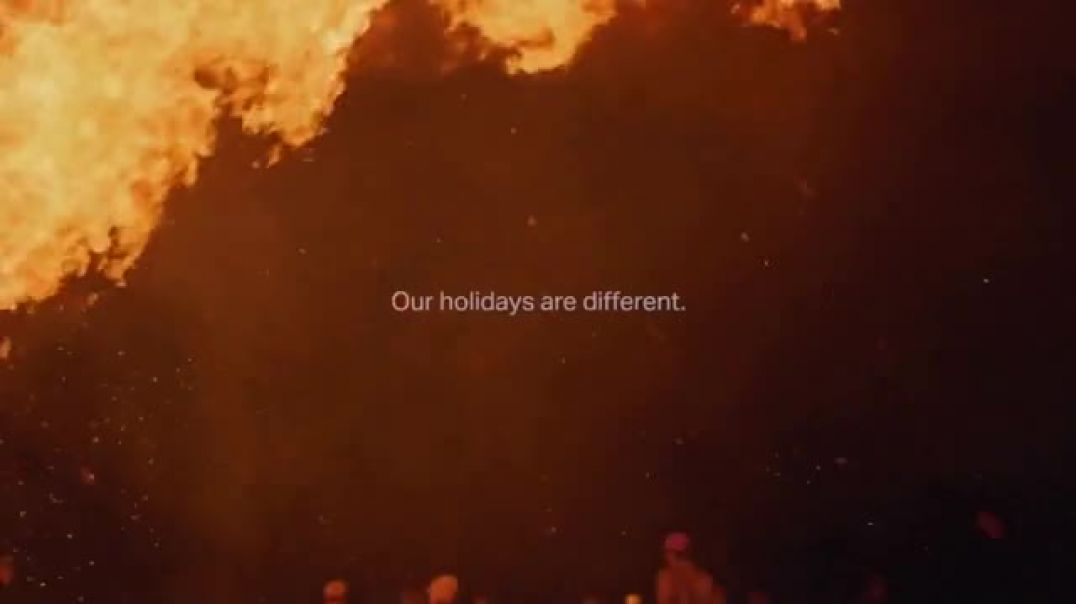 New Orleans Tourism and Marketing Leave With a Story- Holiday TV Commercial