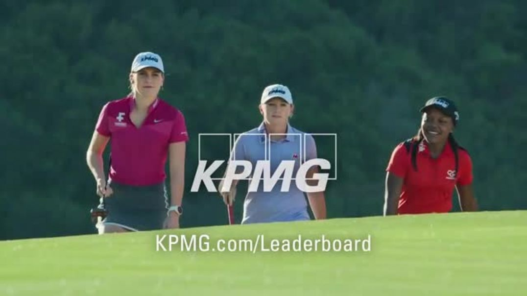 KPMG TV Commercial Next Generation of Women Leaders Featuring Stacy Lewis