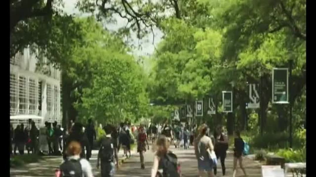 Tulane University  Make a Difference TV Commercial