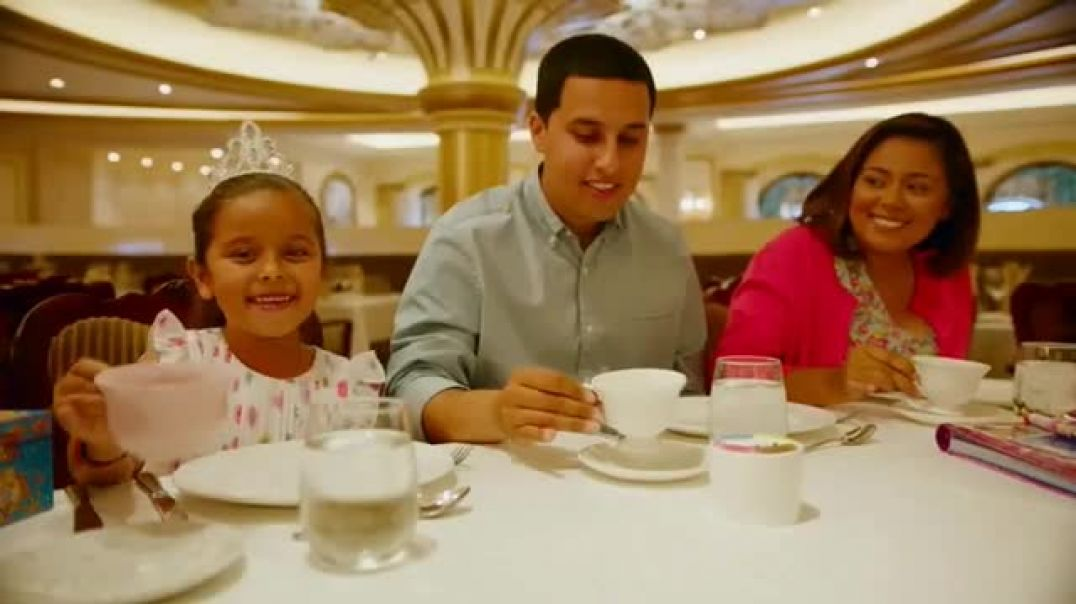 Disney Cruise Line Once Upon a Time- Abigail TV Cmmercial