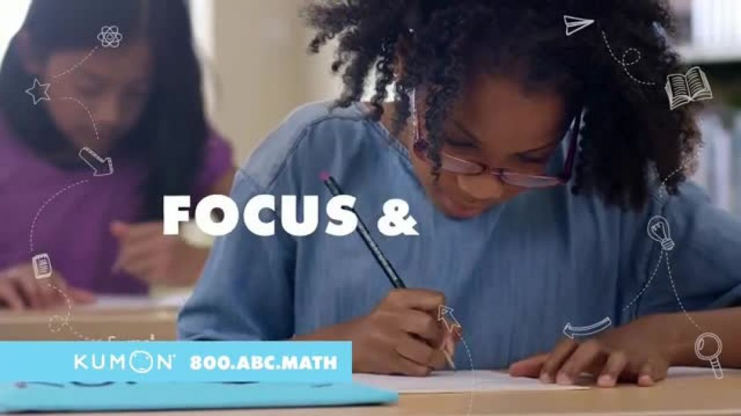 Kumon TV Commercial Sharpen Math &  Reading Skills