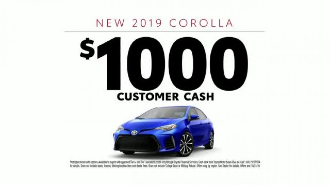 2019 Toyota Corolla Measuring Quality TV Commercial Measuring Quality