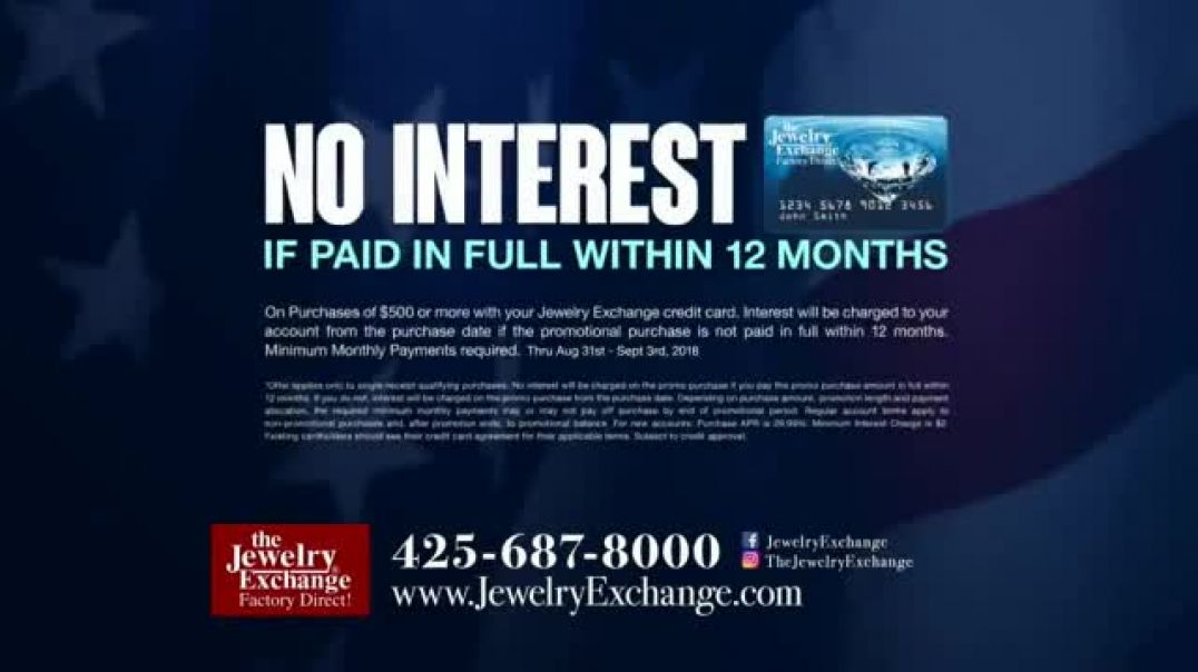 Jewelry Exchange TV Commercial 2018 Labor Day