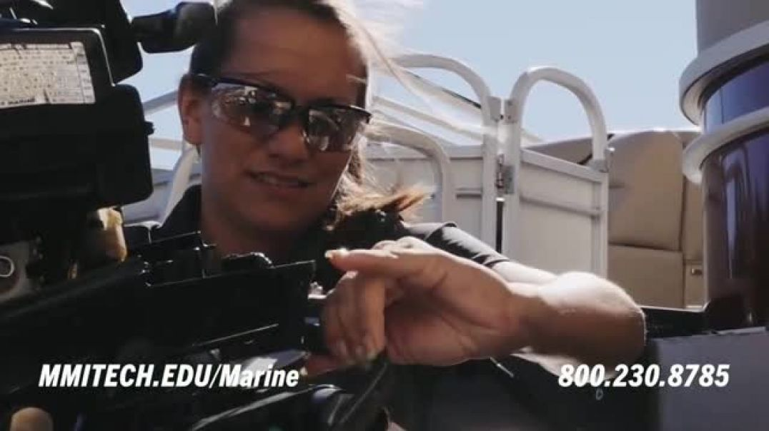 Marine Mechanics Institute TV Commercial Freedom
