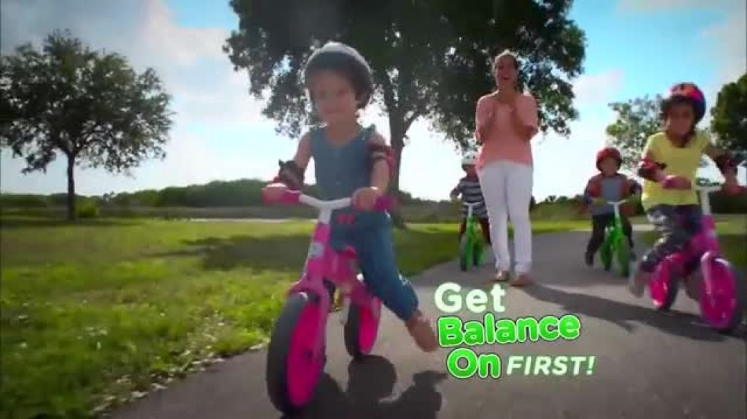 YVelo TV Commercial Balance First  Commercial- TVCAD