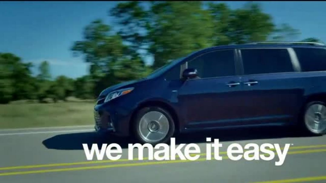 Toyota Nowvember Sales Event TV Commercial 2018 Sienna  TV Commercial - TVCAD