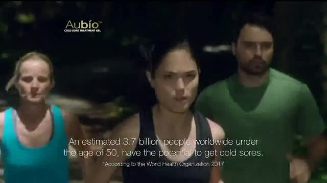 Aubío Cold Sore Treatment Gel TV Commercial You Are Not Alone Commercial - TVCAD