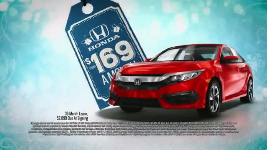 Honda Year End Clearance Sale TV Commercial All on Clearance  TV Commercial - TVCAD