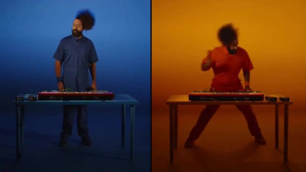 Firefox TV Commercial Slow v. Fast Featuring Reggie Watts TV Commercial - TVCAD
