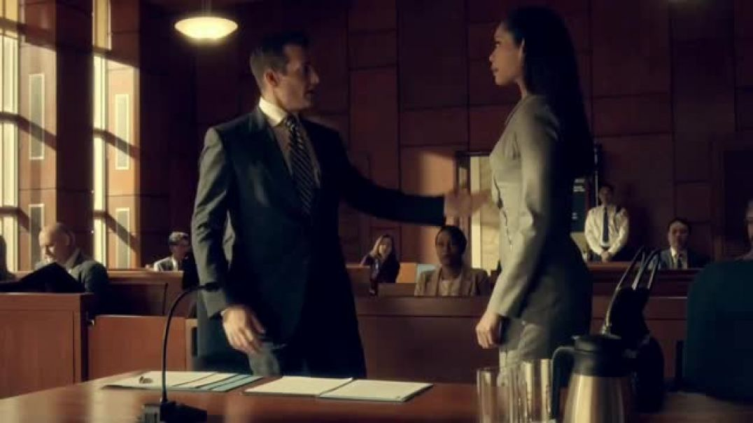 Amazon Fire TV Cube TV Commercial Courtroom Drama (Suits) TV Commercial - TVCAD