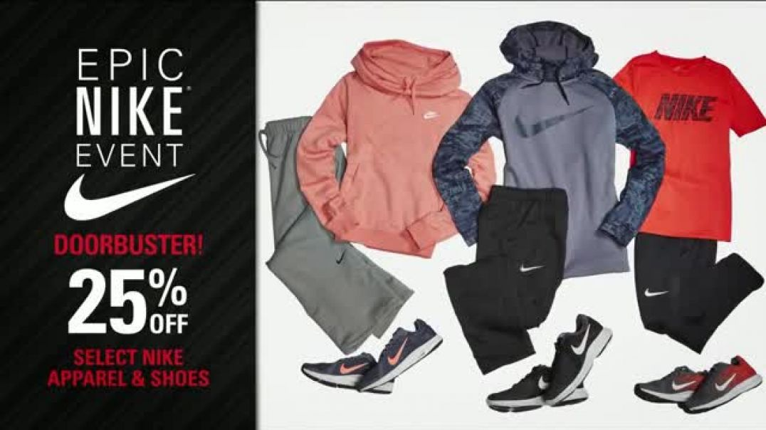 Shopko Black Friday TV Commercial Outerwear Nike Apparel and TVs TV Commercial - TVCAD