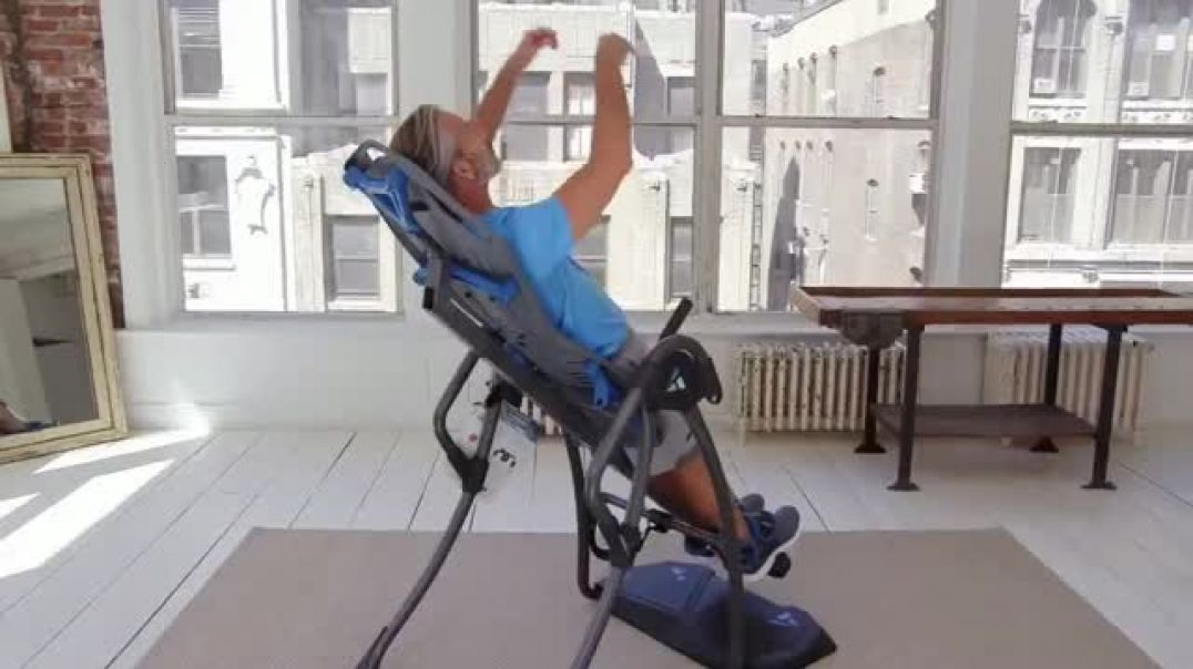 Teeter Hang Ups FitSpine TV Commercial Relief From Back Pain Commercial - TVCAD
