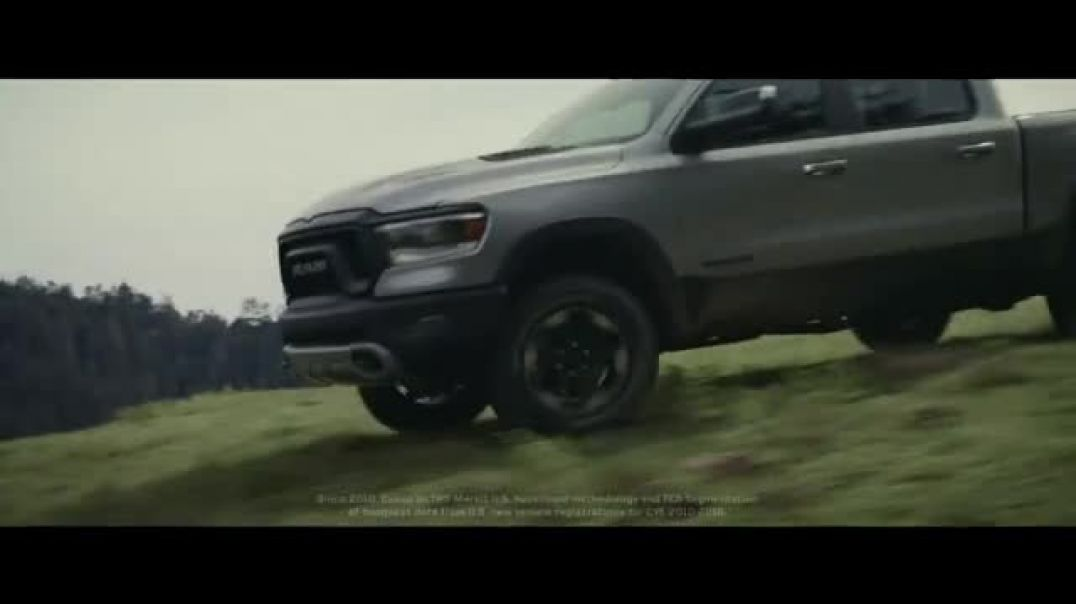 Ram Trucks Power Days TV Commercial The World Moves Faster  TV Commercial - TVCAD