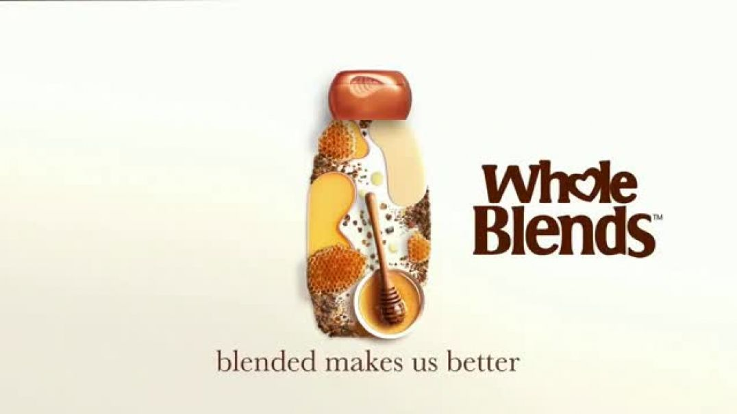 Garnier Whole Blends Honey Treasures TV Commercial All One-of-a-Kind Commercial - TVCAD
