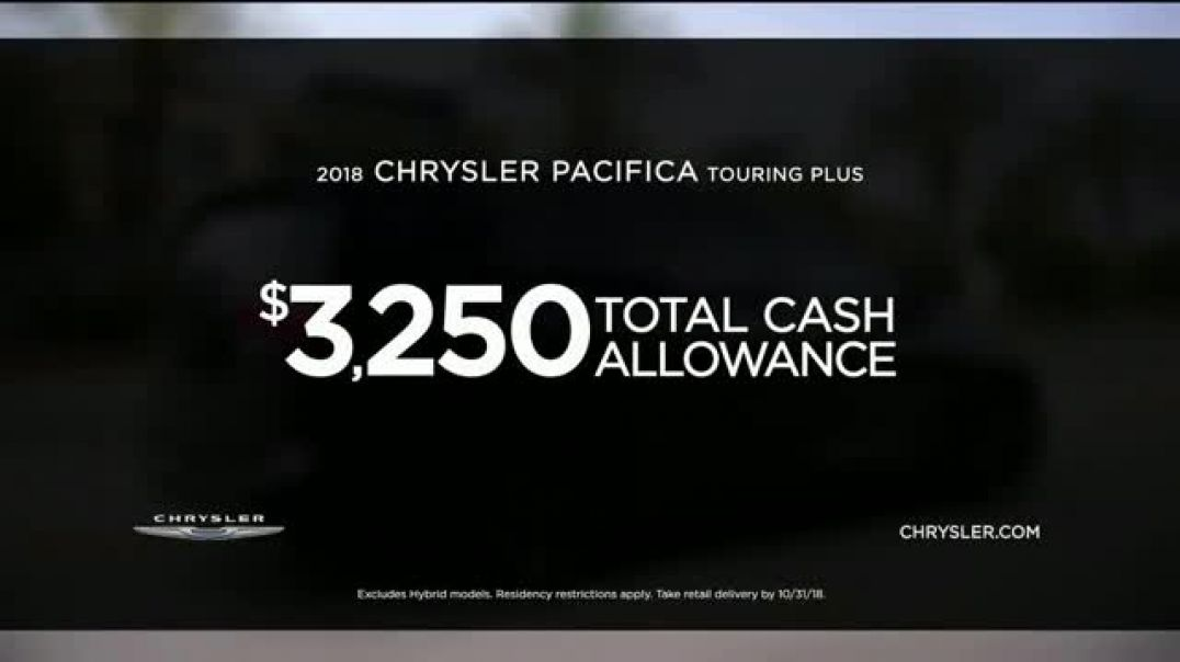2018 Chrysler Pacifica TV Commercial Live the Dream Song by Gary Wright  TV Commercial - TVCAD
