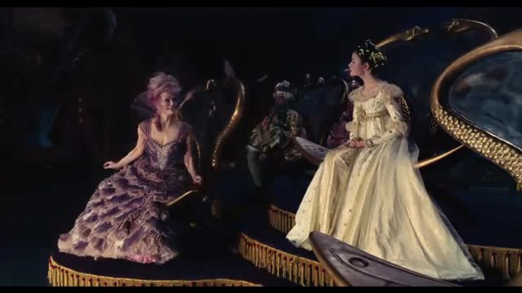 Watch Disneys The Nutcracker and the Four Realms -  Family Traditions  Featurette