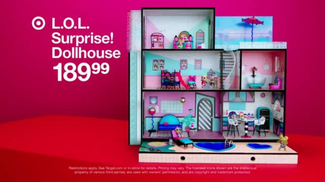 Target Black Friday TV Commercial Hundreds of Deals- TV Toys and Xbox Song by Sia TV Commercial -