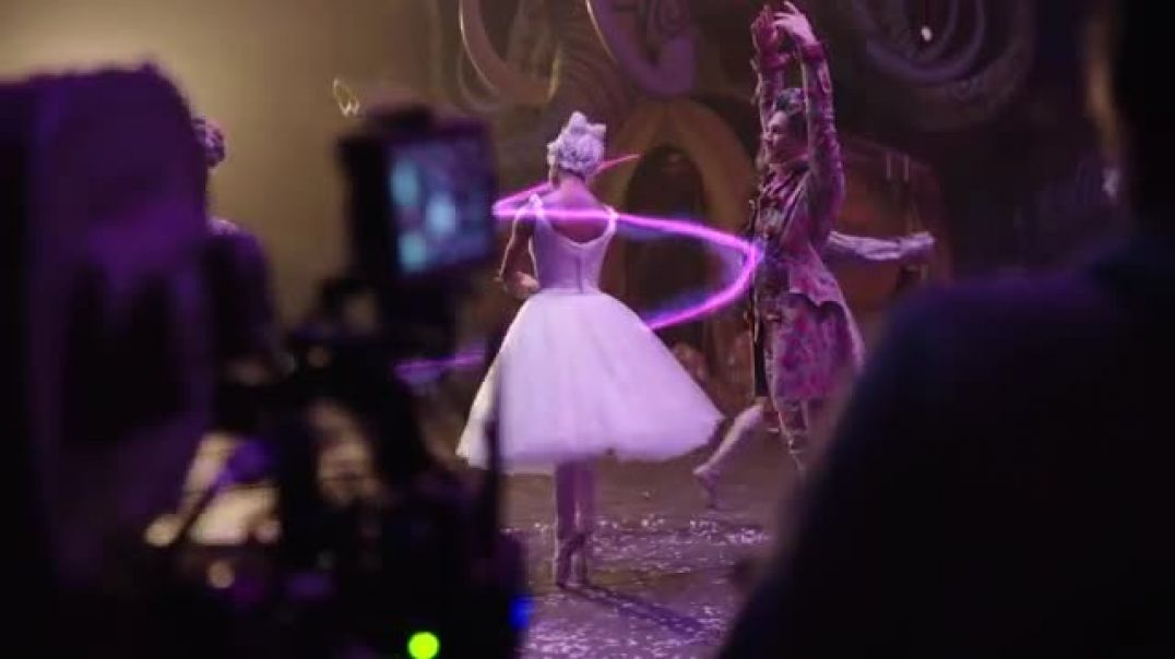 Watch Disneys The Nutcracker and The Four Realms -  On Set with Misty Copeland  Featurette