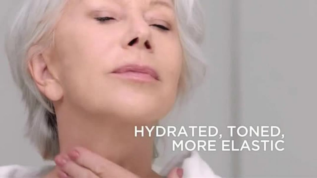 LOreal Paris Age Perfect Hydra-Nutrition Moisturizer TV Commercial The Elbow Featuring Helen Mirren