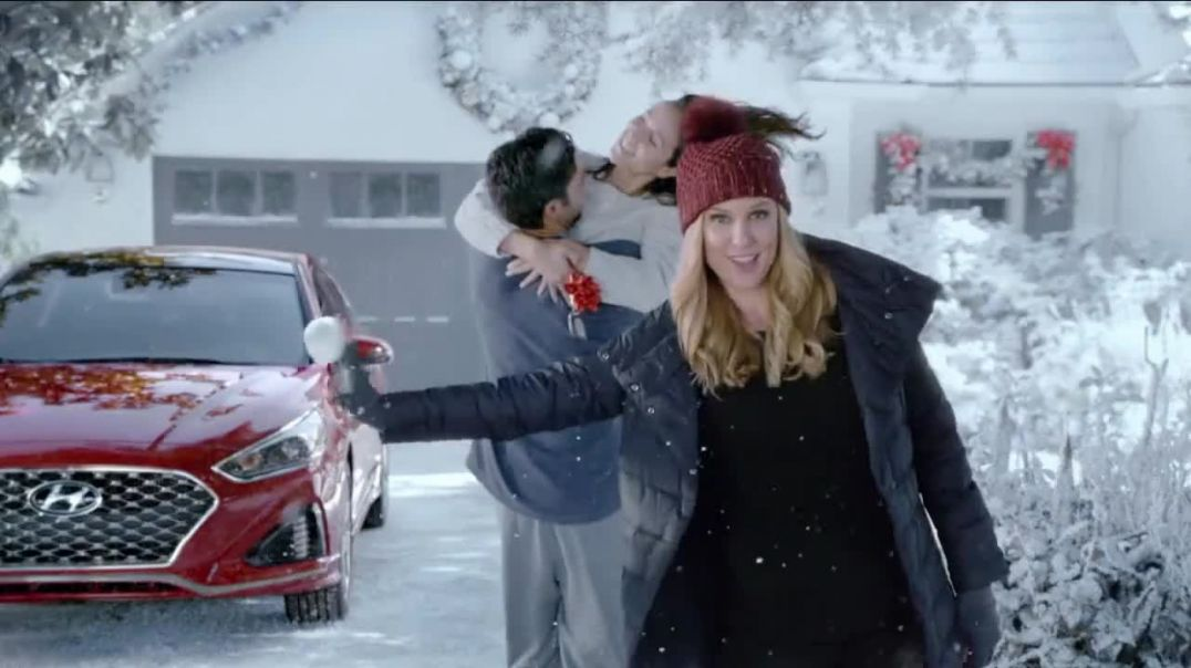 Hyundai Christmas Commercial 2020 Hyundai Holidays Sales Event TV Commercial Snowball Commercial