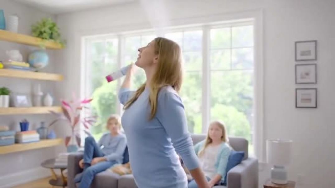 Febreze Air Effects TV Commercial Shes Doing It Again Commercial - TVCAD
